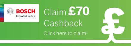 Claim £70 Cashback