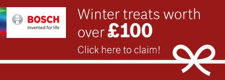 Claim Bosch Free Winter Treat