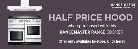 In Store Only Half Price Hood Offer