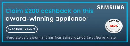 Claim £200 Cashback