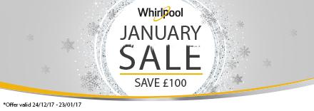 January Savings with Whirlpool