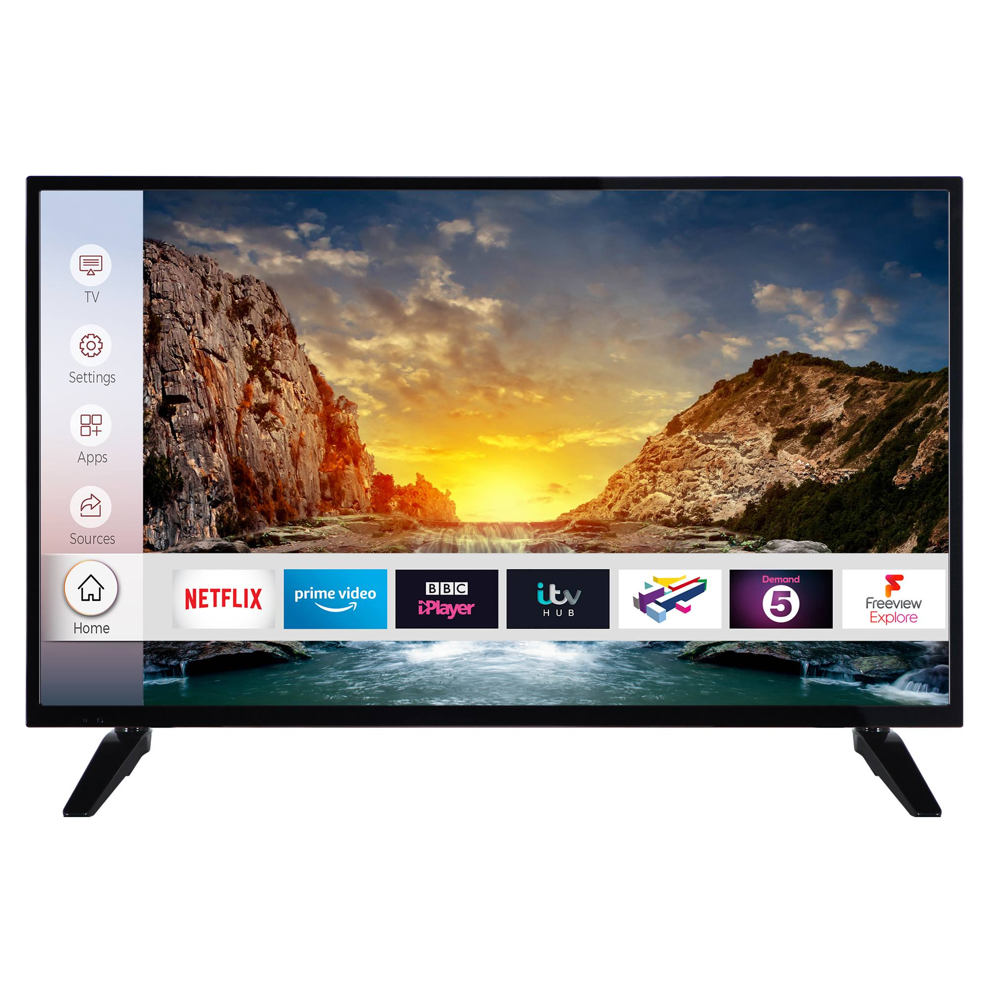 Digihome-40268UHDS-40-Ultra-HD-4K-LED-Smart-TV