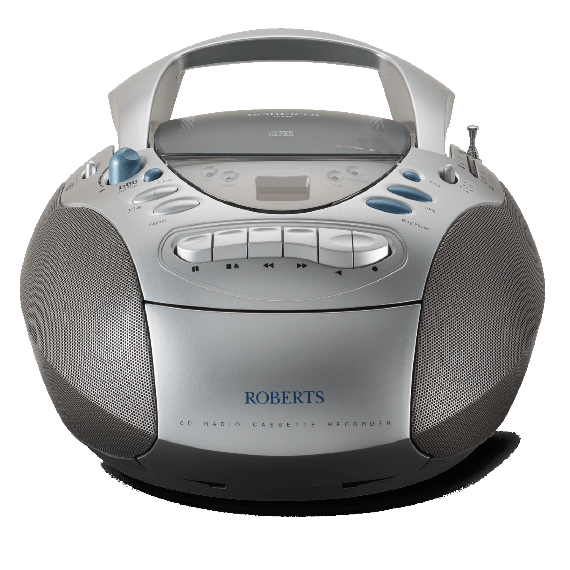 roberts radio cd9960 skylark radio cassette recorder with cd player ebay. Black Bedroom Furniture Sets. Home Design Ideas
