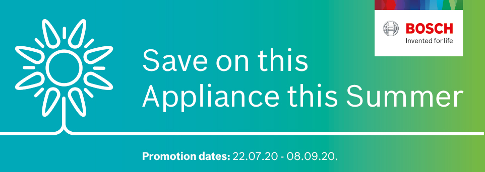 Save on this Appliance this Summer