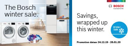 Bosch Winter Savings on this Appliance