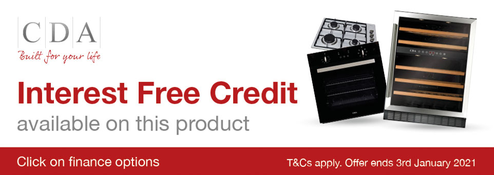Interest Free Credit Available on this product