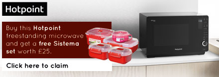 Free Sistema Set worth £25.00