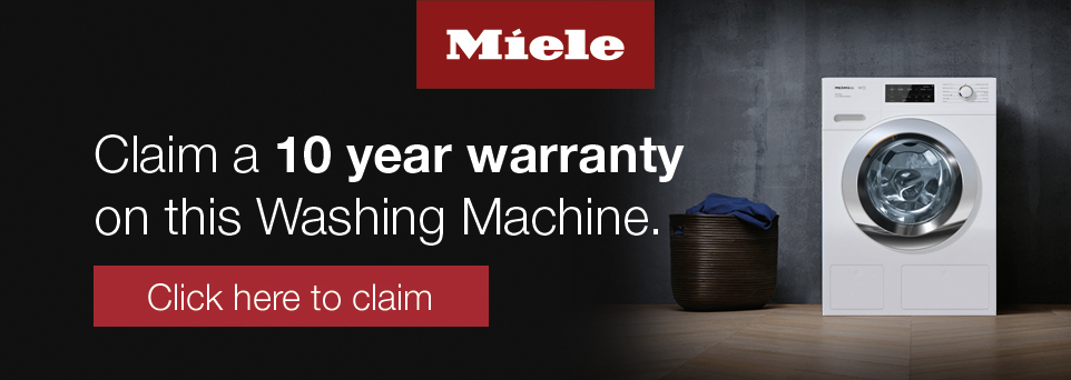 Free 10 year warranty via redemption form