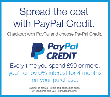 PayPal Credit - 0% interest for 4 months