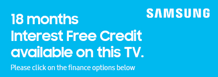 18 Months Interest Free Credit Available